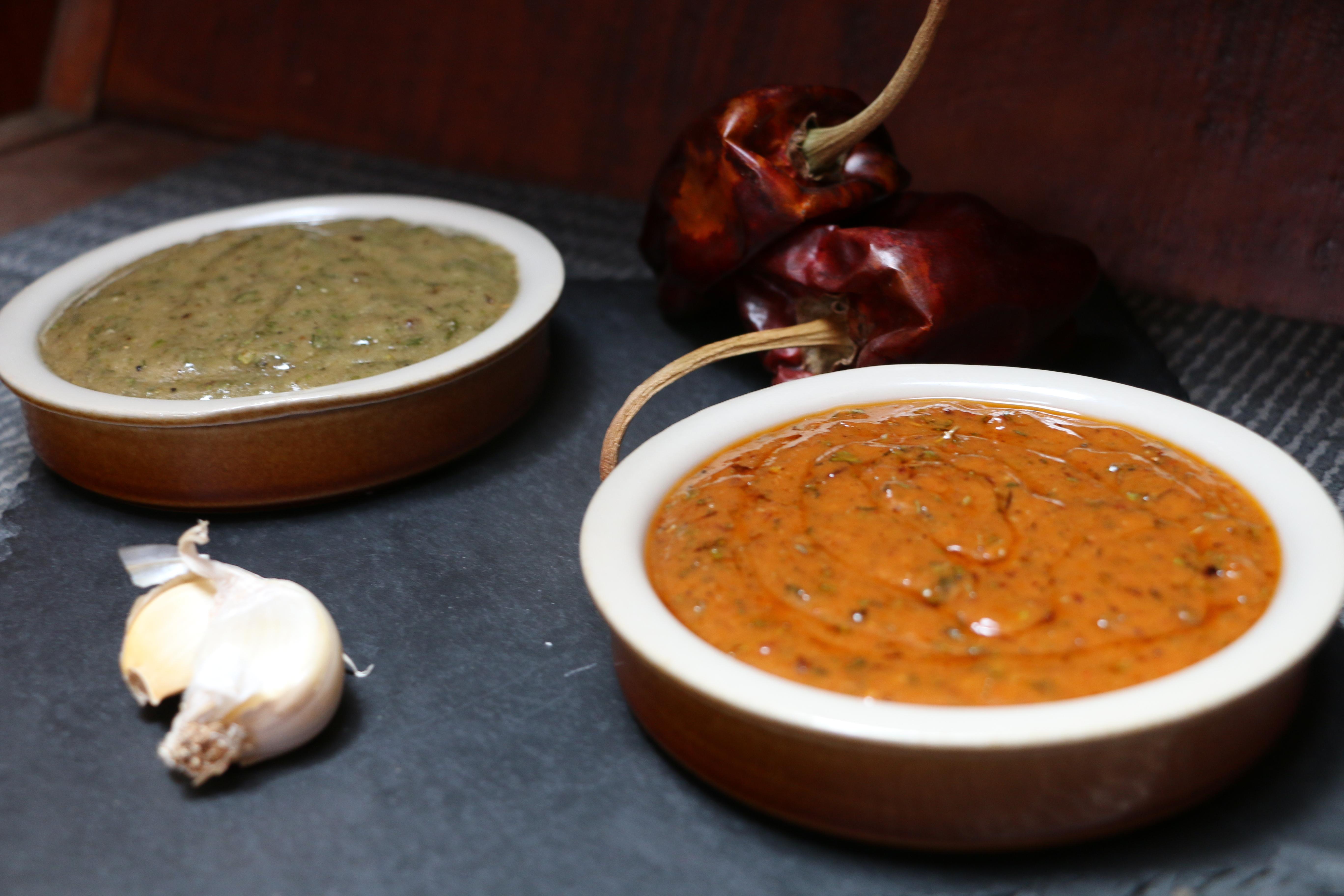 La recette du Mojo (Rojo ou Verde)