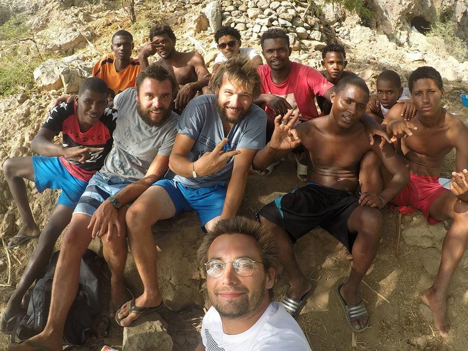 No stress a Cabo Verde