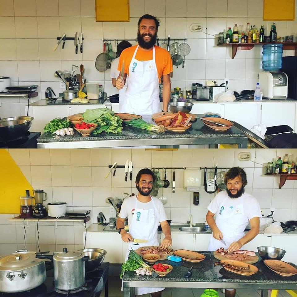 Aux origines de la cuisine Brésilienne
