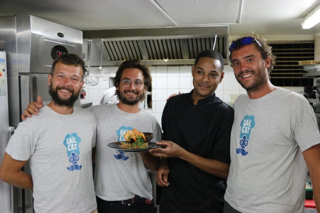 Rudy Colmar : la nouvelle cuisine des Antilles