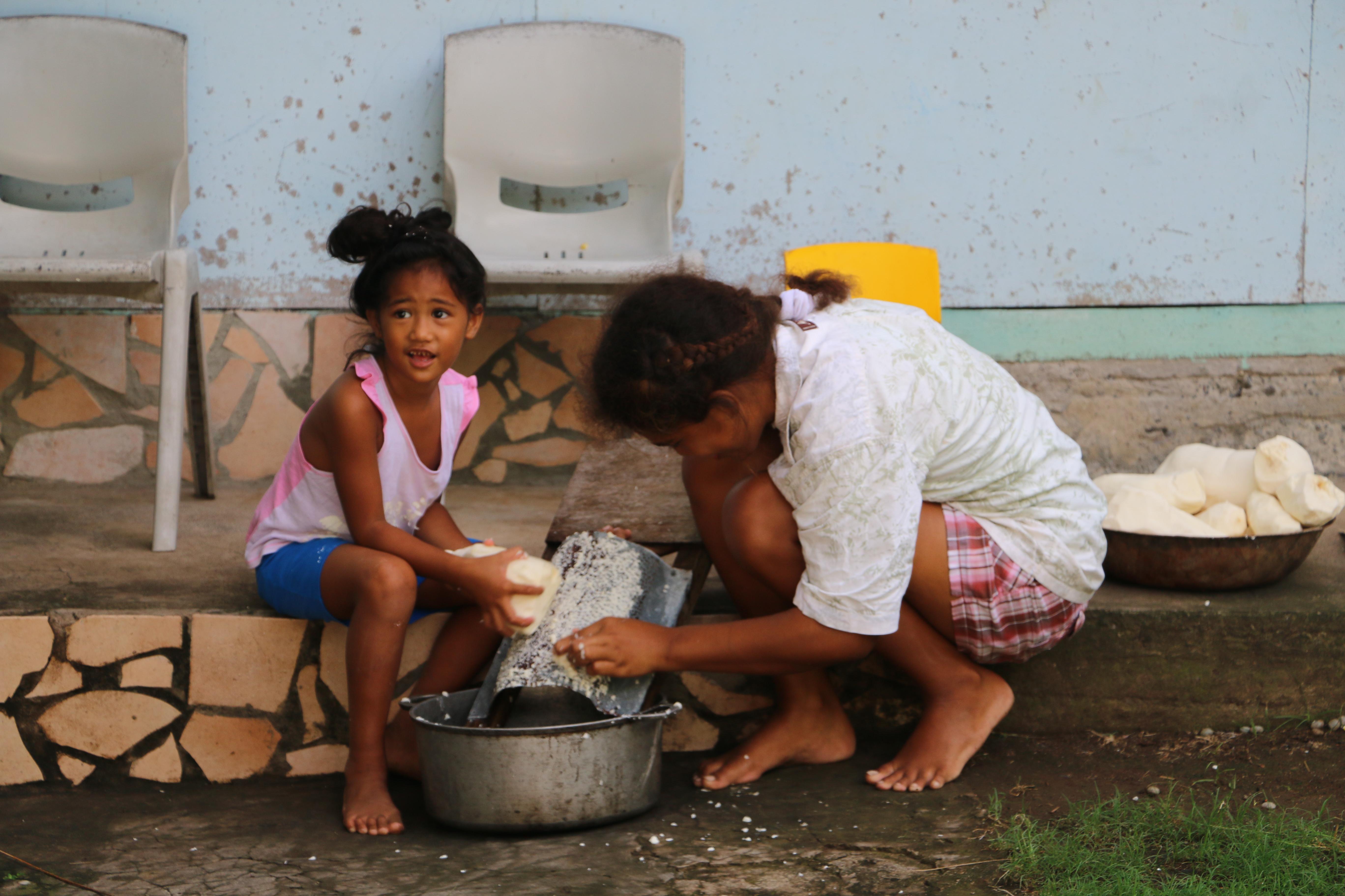 Recettes de Polynésie : la poipoi